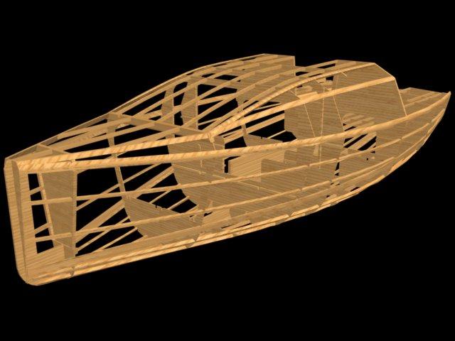 Катера и яхты своими руками чертежи - Оригами